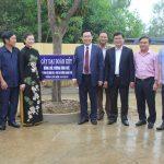 Phó Thủ tướng Vương Đình Huệ dự ngày đại đoàn kết tại Nghệ An