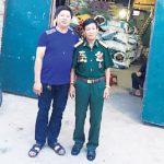 Doanh nhân, cựu chiến binh Chu Mạnh Sơn: Còn sức khỏe tôi còn muốn đóng góp và cống hiến