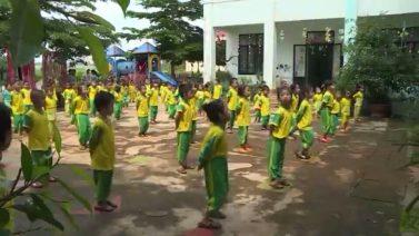 Trường mầm non Hoa Ngọc Lan:  Điểm sáng của ngành giáo dục