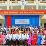 Trường THPT Hùng Vương hướng tới những mục tiêu mới