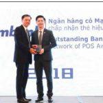 Sacombank liên tục nhận các giải thưởng về chất lượng dịch vụ
