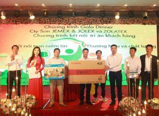 Sơn Jolex Jemex và Zolate Việt Nam: Phát triển bền vững vì quyền lợi khách hàng
