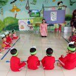 Trường mầm non Hoa Lan:  Chất lượng chăm sóc và giáo dục trẻ là nhiệm vụ hàng đầu