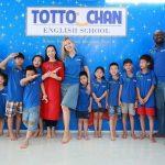 Công ty TNHH giáo dục đào tạo TOTTOCHAN – Trường anh ngữ TOTTOCHAN những cánh cửa mở ra thế giới