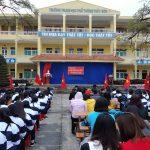 Trường THPT Thủy Sơn:  Vươn tới mục tiêu đạt chuẩn Quốc gia