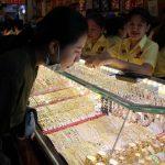 Giá vàng tăng thẳng đứng sau khi Mỹ-Triều không đạt được thỏa thuận