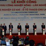 THACO đầu tư thêm 15.000 tỷ đồng vào Khu kinh tế mở Chu Lai