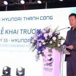 Hyundai: Khai trương đại lý chuẩn thương mại toàn cầu tại Nghệ An – Hà Tĩnh
