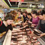 Doanh nghiệp đề xuất thành lập điểm phân phối thịt lợn an toàn