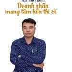 CEO Lê Văn Bích- Giám đốc kinh doanh thương hiệu sơn Jolex- Jemex và Zonatex: Doanh nhân mang trái tim thi sĩ