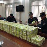 Công an bắt xe bán tải đầy ắp ma túy ở Sài Gòn: 'Thật kinh khủng!'