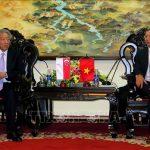 Phó Thủ tướng Singapore Tiêu Chí Hiền thăm, làm việc tại tỉnh Thừa Thiên – Huế