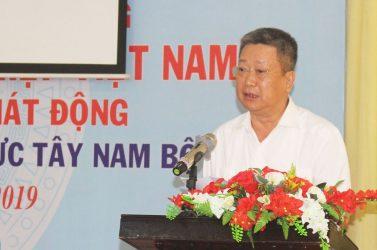 """Hội nghị triển khai cuộc vận động """"Xây dựng văn hóa doanh nghiệp Việt Nam"""" các tỉnh Tây Nam Bộ"""