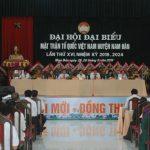 MTTQ Huyện Nam Đàn – Nghệ An