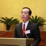 14.25′ TRỰC TIẾP: Quốc hội chất vấn Bộ trưởng Bộ Xây dựng Phạm Hồng Hà
