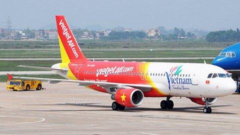 Vietjet bố khuyến mại đường bay tới Thái Lan giá chỉ từ 9 Baht