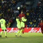 Hỏng 1 chấm luân lưu Việt Nam thua Curacao với tỷ số 1-1