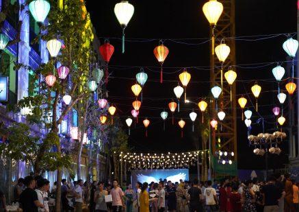 Phố đêm hoa châu tiếp tục là tâm điểm của thị trường bất động sản Thanh Hóa