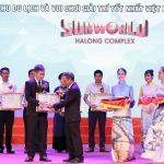 Sun World Halong Complex lần đầu được vinh danh Top 5 khu du lịch và vui chơi giải trí tốt nhất Việt Nam