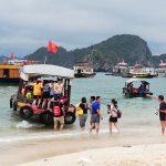 Du lịch Cát Bà: Có tàu mà chẳng có… bến