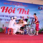 Bệnh viện PHCN Nghệ An: Hội thi cán bộ y tế đổi mới phong cách, thái độ phục vụ