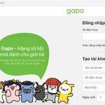"""Mạng xã hội """"Made in Vietnam"""" Gapo có tìm được chỗ đứng?"""