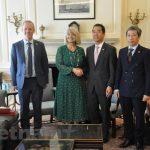 Việt Nam và Anh ủng hộ mạnh mẽ tự do thương mại toàn cầu
