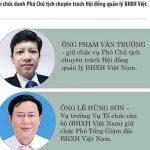 Bổ nhiệm lãnh đạo BHXH Việt Nam
