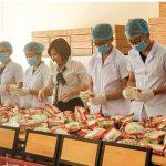 """Doanh nhân Bùi Thị Khánh người tạo thương hiệu """" Bánh đa cá rô đồng"""""""