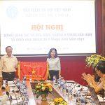 Khối thi đua số II (BHXH Việt Nam) Cần đẩy mạnh phong trào thi đua theo chuyên đề và đột xuất