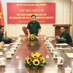 Nhiều hoạt động ý nghĩa trong Giao lưu hữu nghị biên giới Việt Nam – Campuchia năm 2019