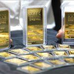 Vàng thế giới vững giá trước những tín hiệu trái chiều về kinh tế và thương mại