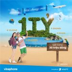 Hàng ngàn khách hàng dùng VinaPhone có cơ hội trúng thưởng  khi đăng ký dịch vụ tiện ích