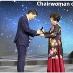 Nữ doanh nhân việt được tôn vinh đặc biệt tại diễn đàn trị thức thế giới 2019