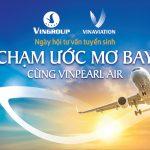VINPEARL AIR tổ chức chuỗi ngày hội tuyển sinh tại Hà Nội, Hà Tĩnh và Tp. Hồ Chí Minh