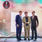 Doanh nghiệp lữ hành duy nhất của Việt Nam nhận giải thưởng châu Á