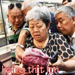 Khủng hoảng thịt lợn đau đầu nhà lãnh đạo