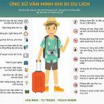 """Văn hóa du lịch của người Việt: Cần đẩy lên """"nấc thang"""" cao hơn"""