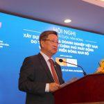 Triển khai Cuộc vận động Xây dựng Văn hóa Doanh nghiệp Việt Nam với 8 tỉnh Đông Nam bộ