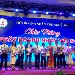 Hội Doanh nhân trẻ Nghệ An:  Hơn 1,5 tỷ đồng dành tặng hoạt động an sinh xã hội