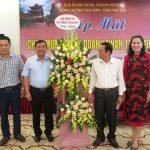 CLB Doanh nghiệp, doanh nhân đồng hương Thái Bình tại Phú Thọ gặp mặt kỷ niệm ngày Doanh nhân Việt Nam