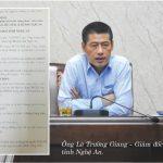 Giám đốc BHXH Nghệ An bị tố lạm quyền  khi thực thi nhiệm vụ?