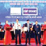 Công ty cổ phần máy và thiết bị Bình Minh: Đường nhỏ mở lối đi lớn