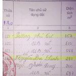 Huyện Hòa Vang, Đà Nẵng: Cần làm rõ trách nhiệm một số cán bộ xã Hòa Liên sửa chữa tên sổ mục kê đất