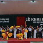 Trường THPT Cẩm Phả – lá cờ đầu của ngành giáo dục tỉnh Quảng Ninh