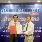 Tạp chí Văn hóa Doanh nghiệp Việt Nam thành lập văn phòng đại diện tai thành phố Hồ Chí Minh