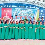 Trường tiểu học Trường Thọ: Nỗ lực phấn đấu đạt chuẩn quốc gia mức độ 1