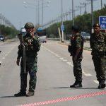 Xả súng đẫm máu tại Thái Lan, 15 người chết