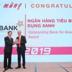 """Bac A Bank chính thức được vinh danh """" ngân hàng tiêu biểu về tín dụng xanh"""""""