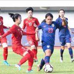 Truyền hình trực tiếp trận đấu giữa đội tuyển nữ Việt Nam với Thái Lan
